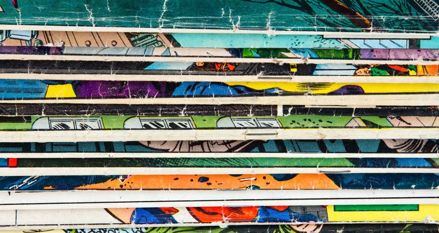 The Painted Word: A Selection of Recent Graphic Novels featured image