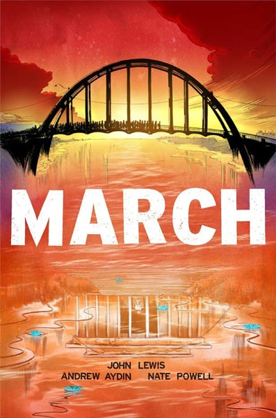 The March Trilogy book cover