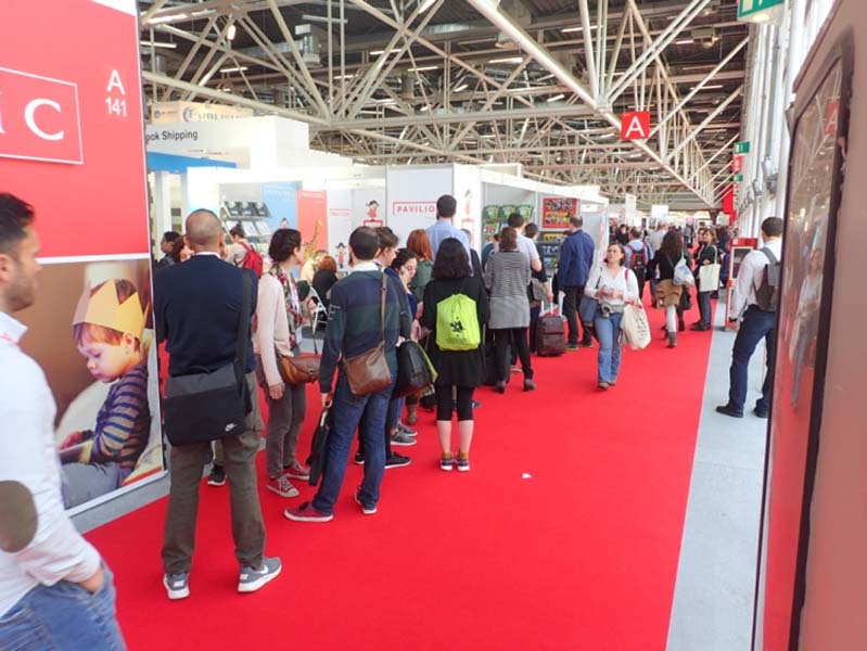 A Visit to the Bologna Book Fair and German SCBWI featured image