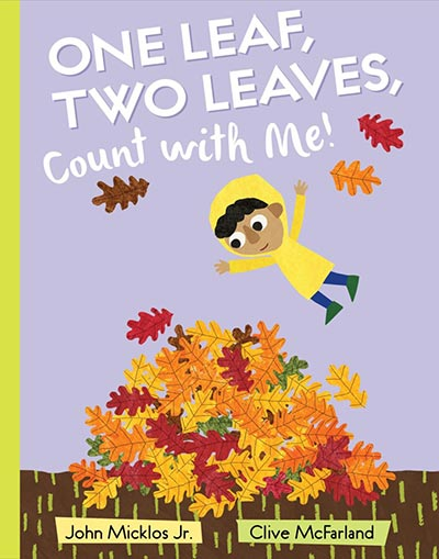 One Leaf, Two Leaves, Count with Me!