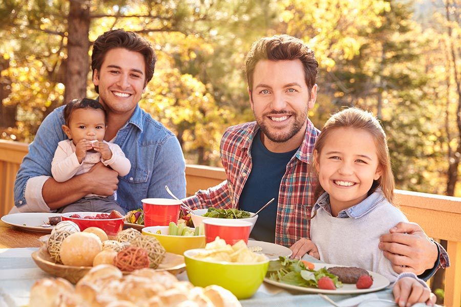 Articles homosexual families
